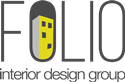 Folio Interior Design Logo